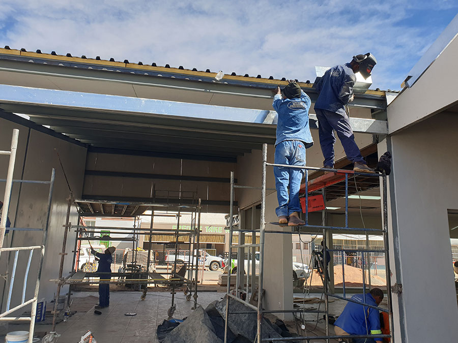Alterations / Renovations | JA Olivier Building Contractors | Upington Builders