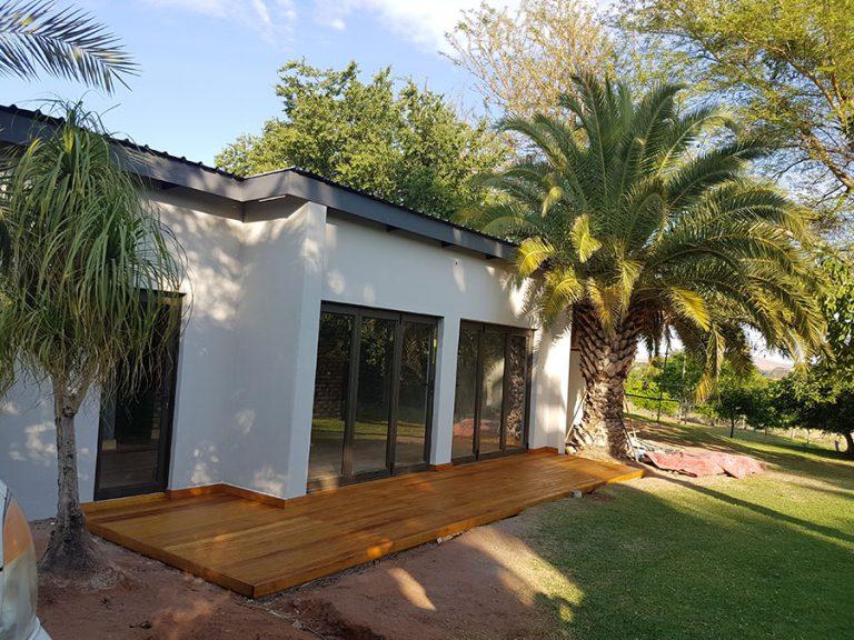 Brown Home Design | JA Olivier Building Contractors | Upington Builders