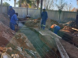 Project 18870 | JA Olivier Building Contractors | Upington Builders