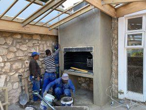Witsand | JA Olivier Building Contractors | Upington Builders