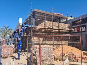 Projek UMS8 | JA Olivier Building Contractors | Upington Builders